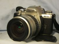 '    28-80mm AUTOFOCUS MZ5N NICE SET ' Pentax MZ-5N SLR Camera + 28-80mm Lens -NICE- £39.99